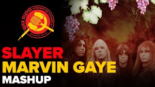 Slayer + Marvin Gaye Mashup