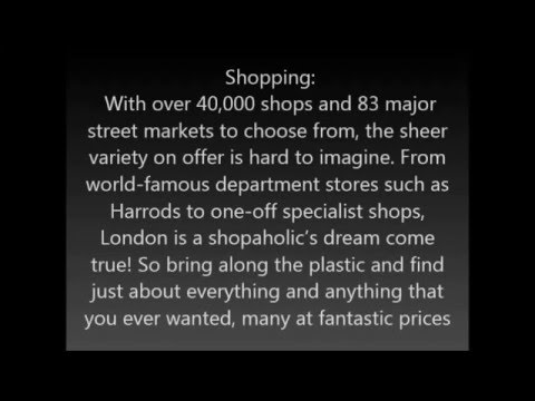 London tourism KNC