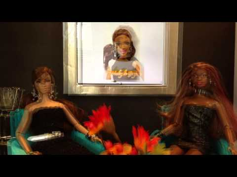 Real Dolls of Plasticwood Introduction- The Ladies (Stop Motion)