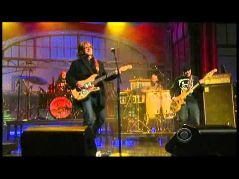"Lukas Nelson and Promise of the Real - ""Four Letter Word"" 2/18 Letterman"