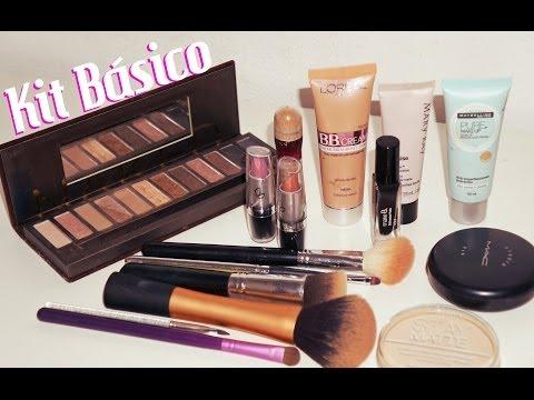 Como Montar um Kit de Maquiagem Básico para Iniciantes