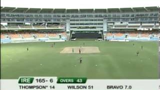 West Indies V Ireland LIVE One Day Interational Cricket