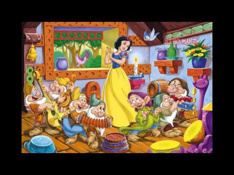 Truyện cổ tích: Nàng Bạch Tuyết và bảy chú lùn