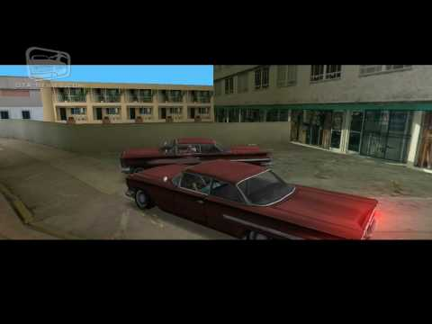 GTA Vice City Mission #36 - Trojan Voodoo (HD)