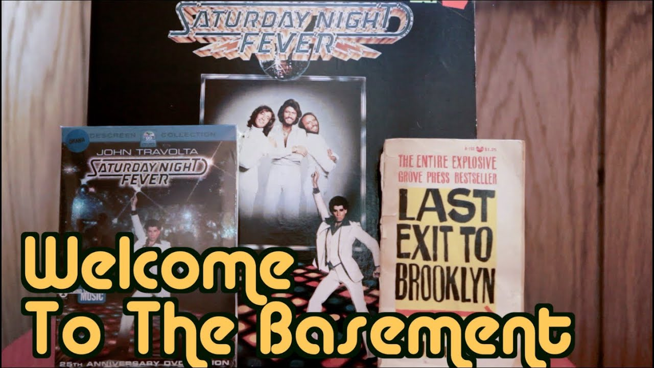 saturday night fever welcome to the basement youtube