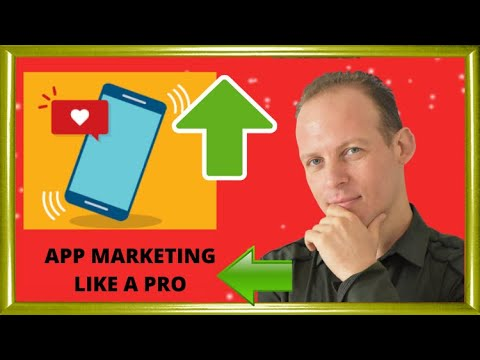 How to promote a mobile app (Android iPhone) with SEO, ASO and social media sharing
