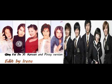 Boys Over Flowers and Meteor Garden