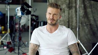 H&M Modern Essentials #SelectedByBeckham with David Beckham and Kevin Hart