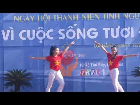 [Vì Cuộc Sống Tươi Đẹp] - Nhảy Flashmob Việt Nam Ơi !!