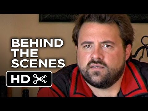Clerks. Behind The Scenes - View Askew Logo (1994) - Kevin Smith Movie HD