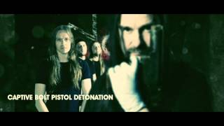 CARCASS - Captive Bolt Pistol (LYRIC VIDEO)
