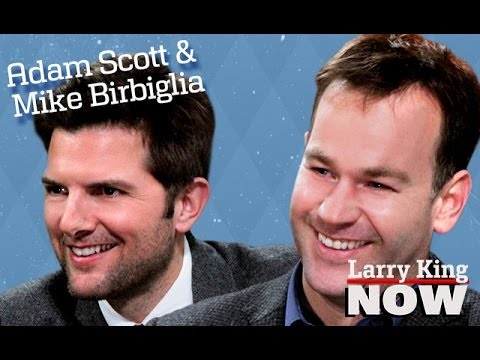 Adam Scott & Mike Birbiglia on