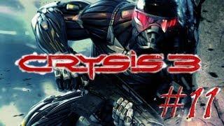 Crysis 3. Серия 11 - Взлеты и падения.
