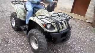 kazuma jaguar 500 atv for sale 4x4 new 500 cc sold 9 2015 youtube rh youtube com Kazuma ATV Sales Kaze No Stigma Kazuma