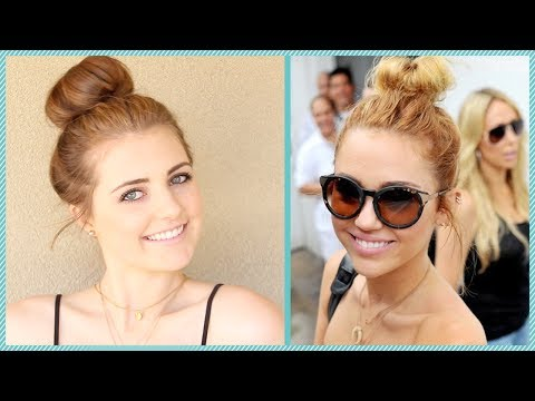 HauteBrilliance's Miley Cyrus Inspired Hair and Makeup Tutorial!