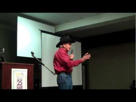 Bob Gimlin Q&A - Texas Bigfoot Conference