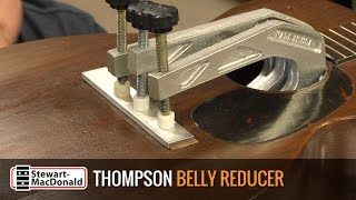 Watch the Trade Secrets Video, Thompson Belly Reducer Video