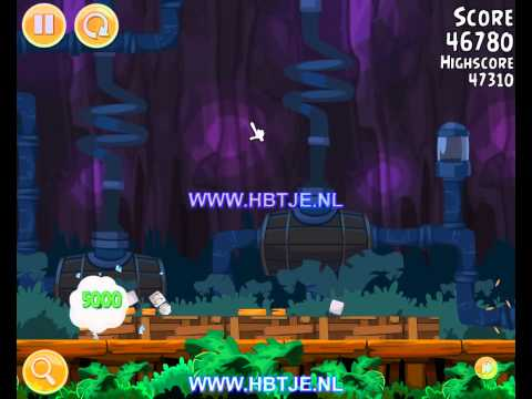 Angry Birds Short Fuse 25-1 3 stars