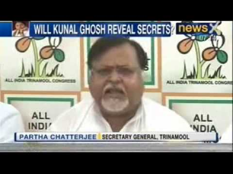 News X : Trinamool Congress suspends Rajya Sabha member Kunal Ghosh
