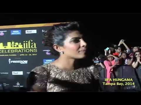 Priyanka Chopra At Red Carpet Of IIFA Awards Tampa Bay