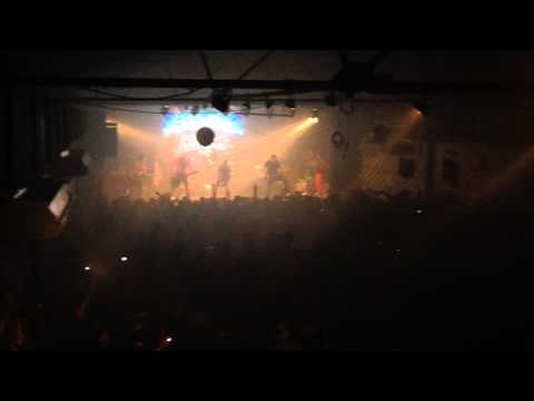 Parkway Drive Argentina 2014 - Idols and Anchors