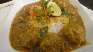 Meat Ball Dalcha..