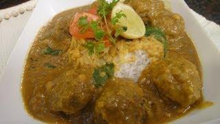 Meat Ball Dalcha..