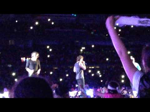 Story of my life- One direction en Colombia