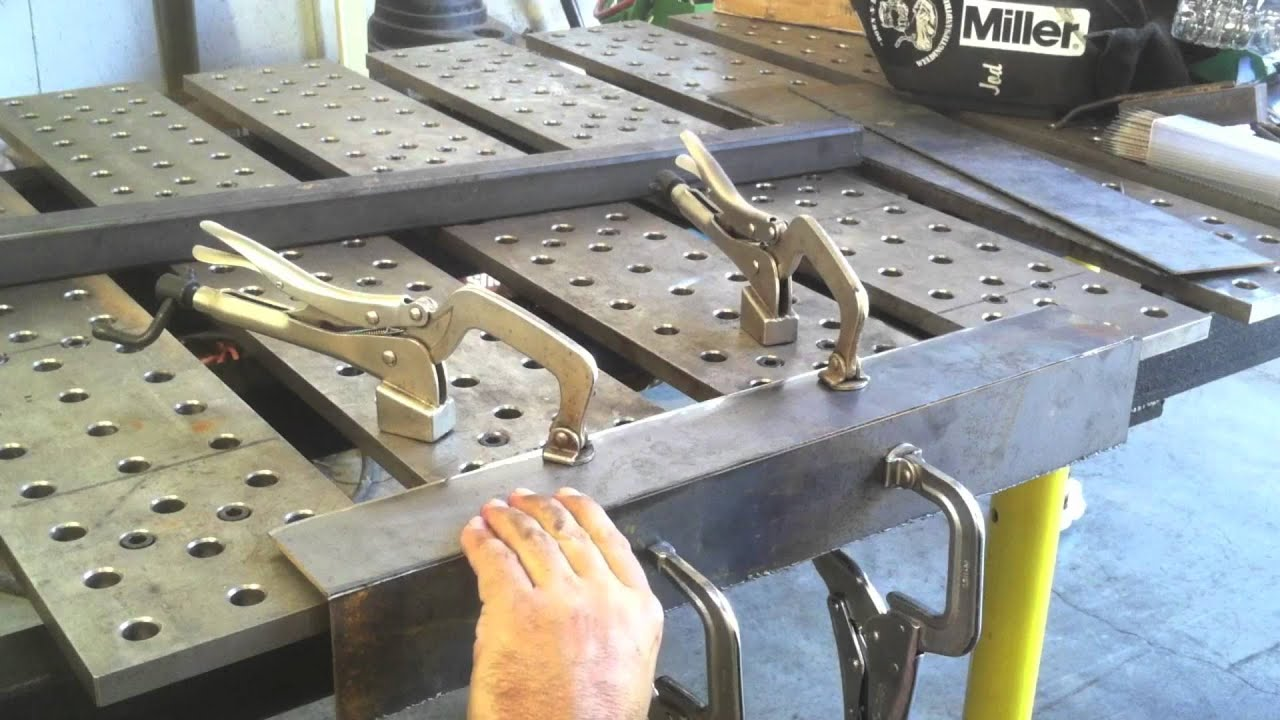 Metalworking Hand Tools Organizer By Swag Off Road Youtube