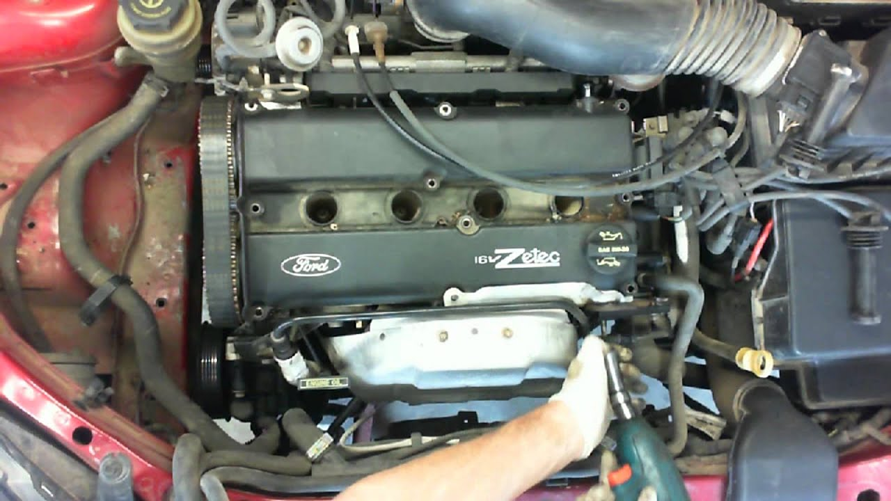 2000 Ford Focus 2.0 Engine