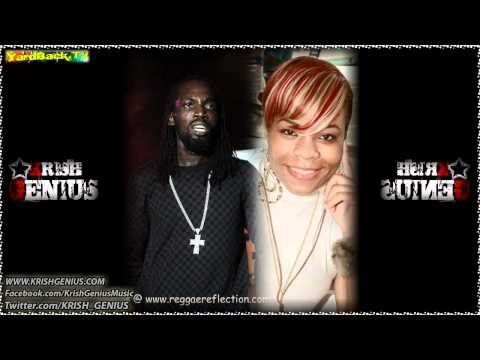 Mavado &amp; Raine Seville - Cheating Games [Real Reggae Riddim] Jan 2012