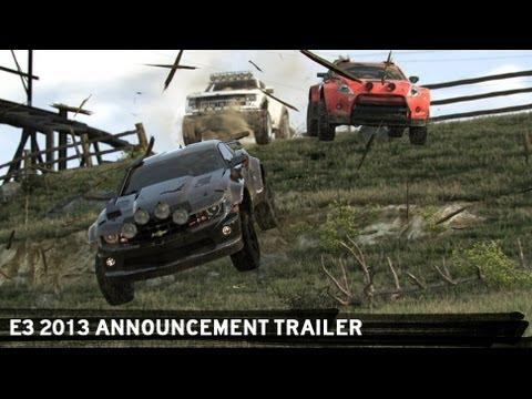 【The Crew Announcement Trailer】【Yao】