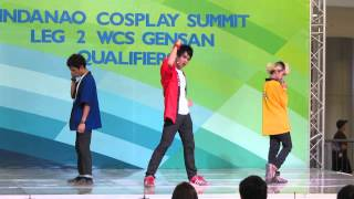 Yuuki 100% and Haina Dance Perf. by Shin Vivid at MCS Leg 2 GenSan view on youtube.com tube online.