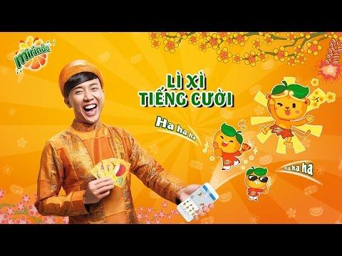 Tết 2016 - Tết Cười Thả Ga cùng Trấn Thành, Đông Nhi, Noo, Khởi My, Diệu Nhi & Duy Khánh!