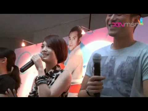 06/26/2011Rainie &amp; Joseph Meet-And-Greet Interview session- part 1
