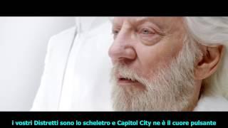 Hunger Games: Il Canto Della Rivolta Parte I Sneak