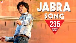 jabra fan anthem song from fan movie, shahrukh khan, srk