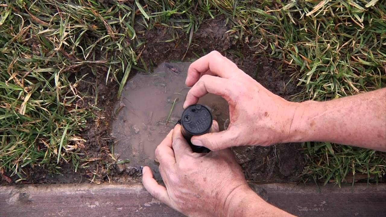 Nelson 6000 sprinkler head adjustment bing images for Irrigatori nelson