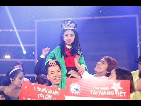 [FULL] Vietnam's Got Talent 2014 - GALA FINAL - TẬP 26 (05/04/2015)