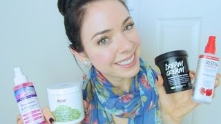 NikkiPhillippi &#8211;  Natural Beauty Product Haul! 