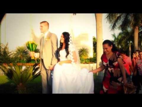 BODA   MATTHEW  & DIANA TEMPLO SUD DE SAN SALVADOR