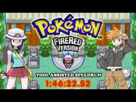 Hình ảnh trong video [TAS] GBA Pokémon FireRed in 1:46:22 by