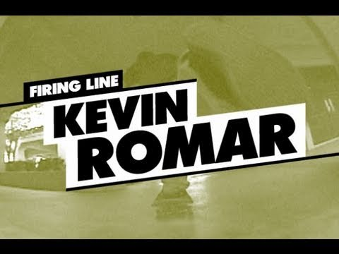 Firing Line - Kevin Romar -d4ph2LxVq4M