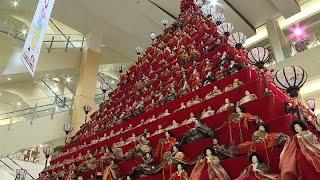 أكثر من 1800 دمية تقليدية تشارك في مهرجان