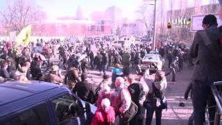 Самооборона Майдана розігнала харківських тітушок