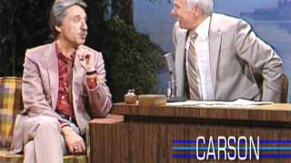 Johnny Carson & Doc Severinsen Talk Thanksgiving Plans On
