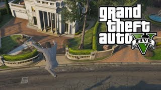 GTA 5 New Cheats: Invincibility, Super Jump, Max Ammo And