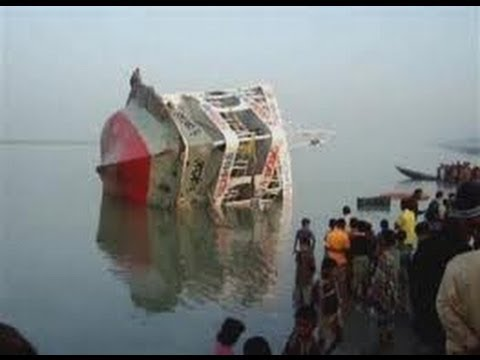 Bangladesh Ferry capsizes on Meghna river near Dhaka BBC News
