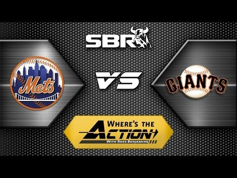 MLB Picks: New York Mets vs. San Francisco Giants