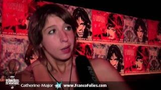 Catherine Major - Conférence de presse 2009 (French)